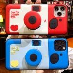아이폰11 프로 맥스/카메라 스마트톡 실리콘 폰케이스