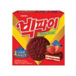 크라운 빅파이 딸기 (대) 324g