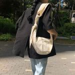 호키포키 에코백 웨이스트 캔버스백 숄더백 천가방