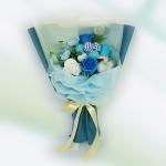 [비누꽃] 비누꽃 사탕꽃다발 (2컬러) [택배상품]