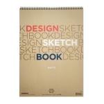 삼원특수지 아트스퀘어 디자인스케치북 A01(4절)