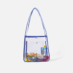 DAY DAY BAG PVC Blue