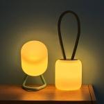 유즈비 실리콘 컵볼 LED 무드등 랜턴 ULL-101 다용도