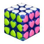 3x3 Edison 비즈 포인트 큐브(하트) - 신광사