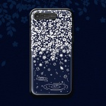 iPhone7,8 - WHITE FLOWER LIGHTING CASE