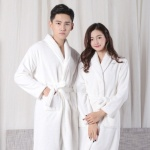 프리미엄 호텔가운 샤워가운 목욕 신혼부부 커플 잠옷