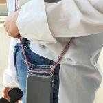 아이폰XR XS MAX/핸드폰줄 넥스트랩 투명 젤리 케이스