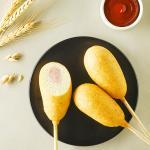 [최저가] 우리쌀 찰보리 핫도그900g x 1봉