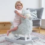 리오 라마 유아흔들말 흔믈목마 장난감