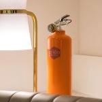 FIREVO 피레보 디자인 ABC 분말소화기 - 레트로오렌지