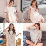 테라우드 여성홈웨어 상하세트 원피스 여름잠옷 25종