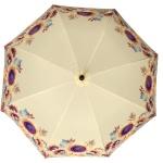 해바라기 수채화 자동장우산