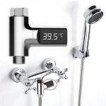 LED 디지털 목욕 물 샤워기 수온 온도계