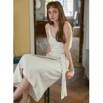 MODE SKIRT _LIGHT IVORY