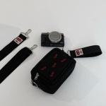 cherry camera bag