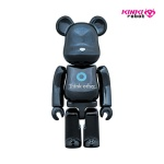 100%BEARBRICK I AM OTHER BLACK VER (1711018)