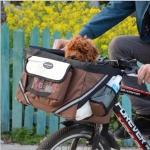 애완견 자전거 바구니 캐리어 이동가방 펫가방
