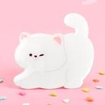 핸드 그립 아크릴 에폭시 고양이 스마트톡 냥이톡