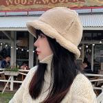 로스트 양면 무스탕 뽀글이 햇