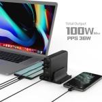 UM2 휴대폰 멀티 고속 충전기 140W 4포트 퀄컴3.0 PD