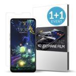 스킨즈 LG V50 우레탄 풀커버 액정보호 필름 (2장)