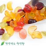 유기농 비타민 과일모양구미