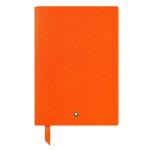 몽블랑 #146 망가니즈 오렌지 라인 노트 (124021)