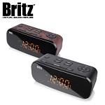 브리츠 FM 라디오 & 시계 BZ-M107 (알람 기능 / 취침 설정 기능 / 안테나 탑재 / LCD창)
