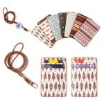 아바드 패턴 카드목걸이 CHAN0622