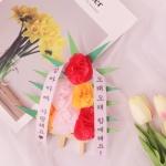 카네이션 미니화환 만들기 패키지 DIY(5인)
