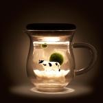 [빛가든] 젖소컵 마리모