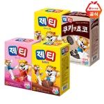 제티 20T 초코/딸기/바나나/쿠키