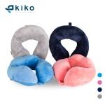 키코 극세사 여행용 목베개