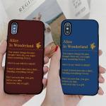아이폰7 명작동화01 카드케이스