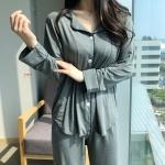 심플 모달 파자마 세트 잠옷