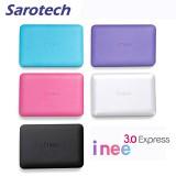 휴대용 외장하드 i nee 3.0 / 500GB SATA HDD (USB3.0 and USB2.0 지원 / SF특수코팅 / 고광택 / LED)