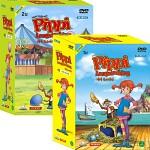 [영어 DVD]Pippi Long Stocking 삐삐롱스타킹 애니메이션 (1집 + 2집 세트)