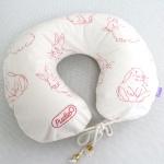 Neck Pillow _Pink Rabbit