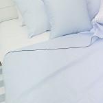 리플 면 여름이불 100*130 - 3color