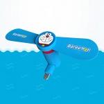 도라에몽 스마트폰 미니선풍기 휴대용선풍기 DUF-M01