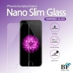 아이폰 6/6s/6+/6s+ 0.1mm 강화유리 액정보호필름 + 투명 젤리 케이스
