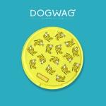 [도그웨그 DOGWAG] 강아지 쿨매트 바나나 쿨패드