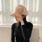 뽀글이 귀달이 겨울볼캡 트래퍼햇 모자