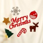 펠트 크리스마스 오너먼트 장식세트 (7P)