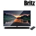 브리츠 TV 블루투스 스피커 BZ-T3400 AV SOUNDBAR (TV 연결 / RCA입력 단자 / 40W / MP3 & 스마트폰폰 등 외부연결 AUX 단자 / 스마트 리모컨)