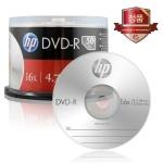 HP DVD-R 4.7GB 50P CAKE 50장 케이크/공시디/공DVD