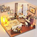 [adico]DIY 미니어처 하우스 - 엔틱 하우스