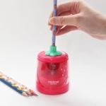 핑크풋 15000딸기 전동연필깎이