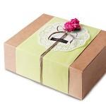 [인디고샵] 모던 크라프트 선물상자-5 (2개)