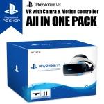 PlayStation VR 올인원팩 CUH-ZVR /설할인1월29일까지